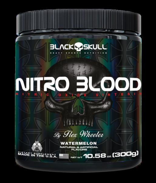 Nitro Blood (300g) - Black Skull