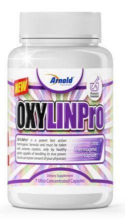 Oxylin Pro (90 Cápsulas) - Arnold Nutrition