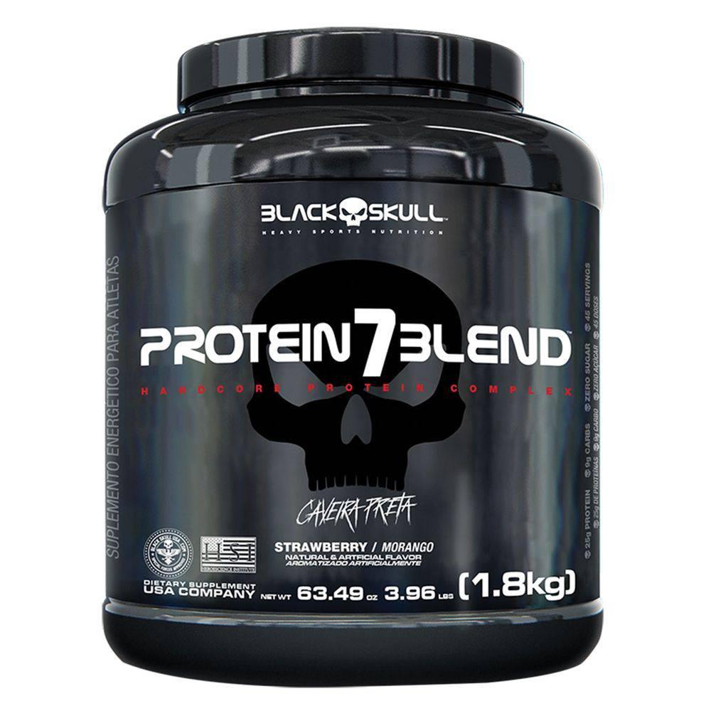 Protein 7 Blend (1.8g) - Black Skull