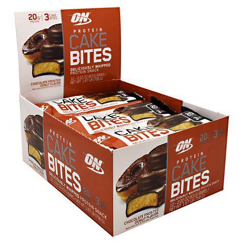 Protein Cake Bites - Optimum Nutrition