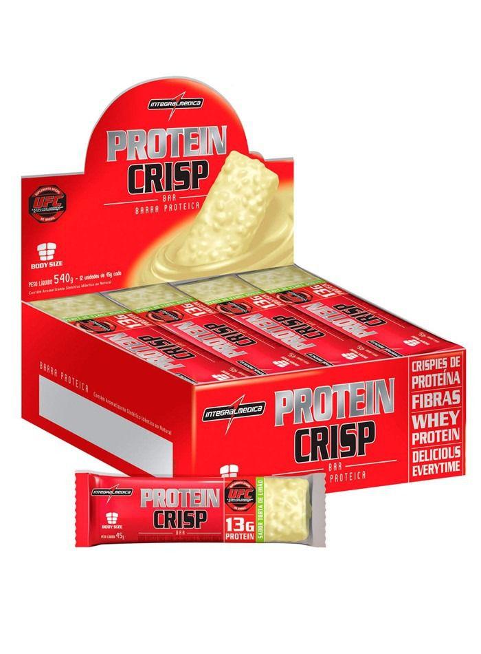 Protein Crisp Bar - Integral Medica