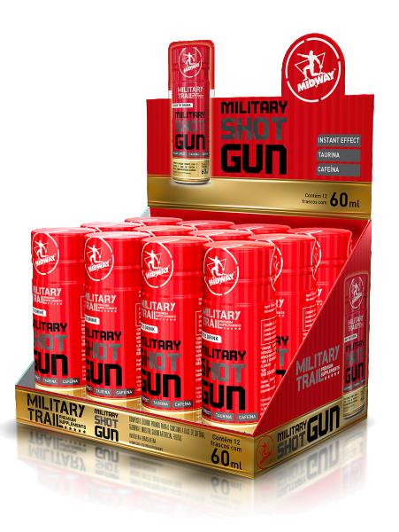 Shot Gun (60 ml) - Military Trail