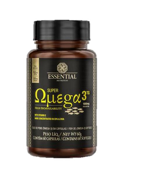 Super Ômega 3 Tg - Essential Nutrition