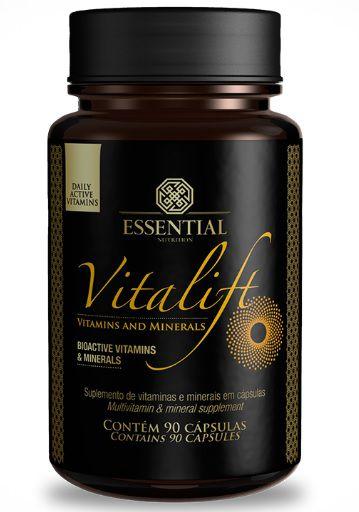 Vitalift (90 Cápsulas) - Essential Nutrition