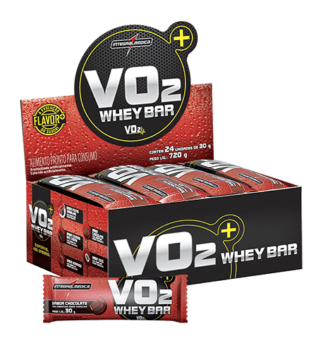 VO2 Whey Bar - Integral Medica