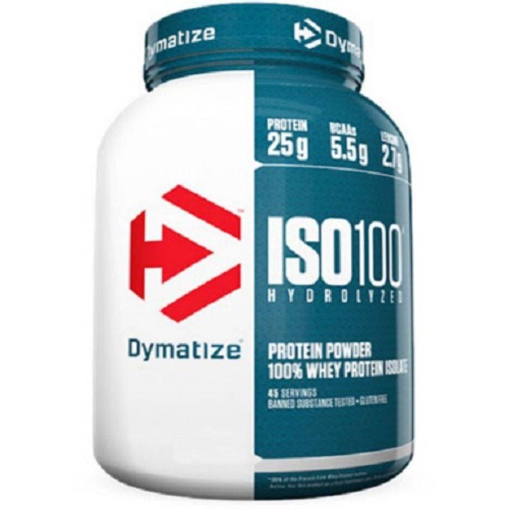 Whey Protein Iso100 (2,3kg) - Dymatize