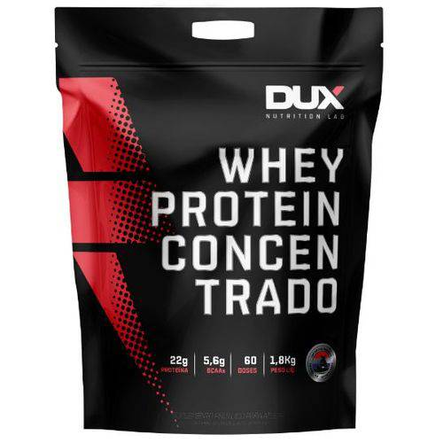 Whey Protein Concentrado (1.8kg) - Dux Nutrition