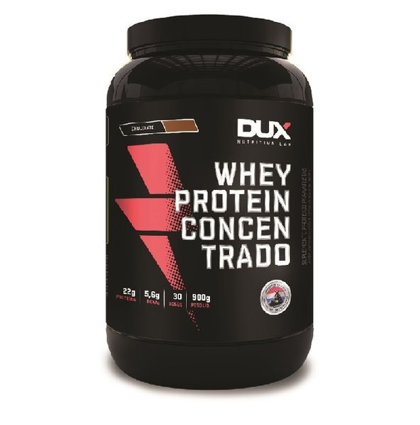 Whey Protein Concentrado (900g) - Dux Nutrition