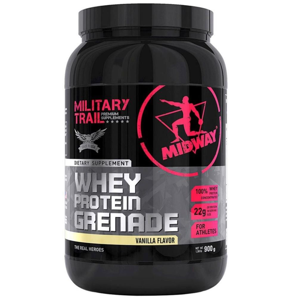 Whey Protein Grenade (900g) - Military Trail