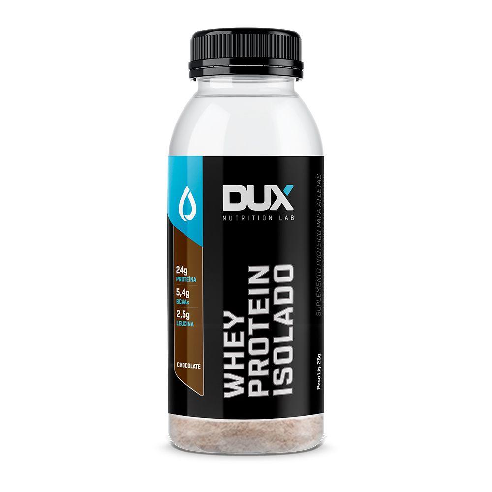 Whey Protein Isolado (28g) - Dux Nutrition