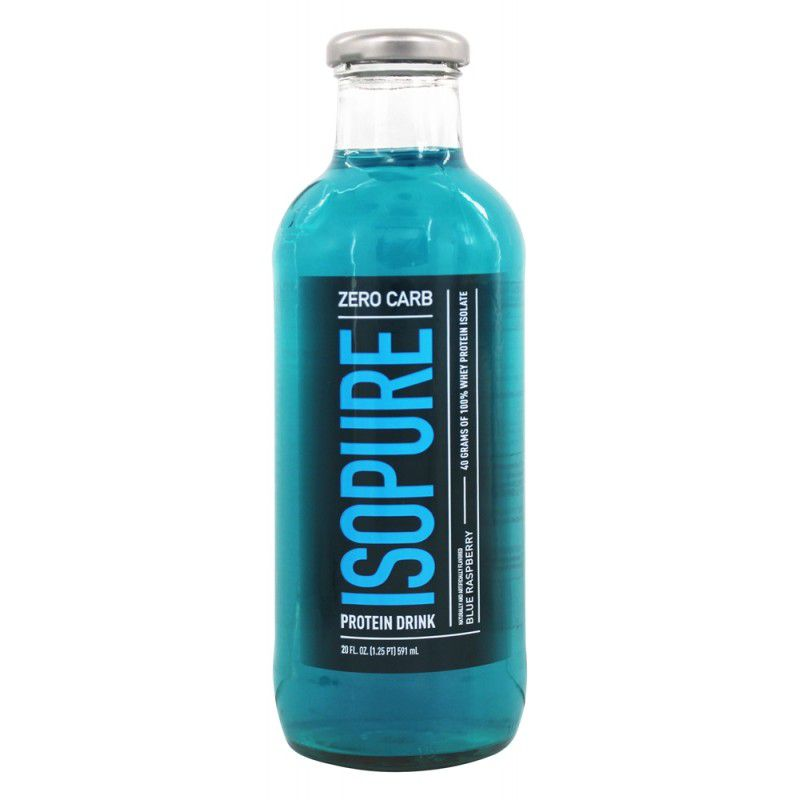 Zero Carb Isopure Protein Drink (591ml) - Natures Best