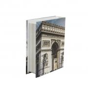 Book Box Papel Rígido Arco do Triunfo