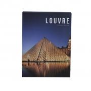 Book Box Papel Rigido Louvre