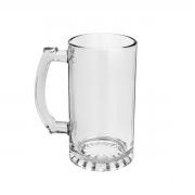 Caneca para chopp e cerveja de Vidro Germany Transparente Lyor 450 ml