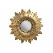 Espelho Com Moldura Em Metal Trog I Kz Home Stock