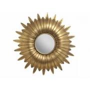 Espelho Com Moldura Em Metal Trog II Kz Home Stock