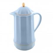 Garrafa Térmica de Plástico Genova Azul 1L