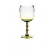 Jogo 4 Taças Acrílico Verde Bon Gourmet 500 ml
