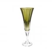 Jogo 4 Taças Cristal Ecológico para Champagne 180 ml