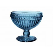 Taça Coupe para Champagne 380ml Azul Empire Lyor