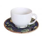 Xícara de Chá Monaco Deruta 1 Linha