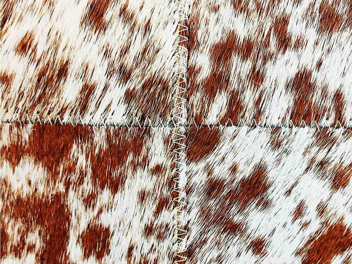 Almofada de Couro 32x32 cm Master Couros  - Lemis