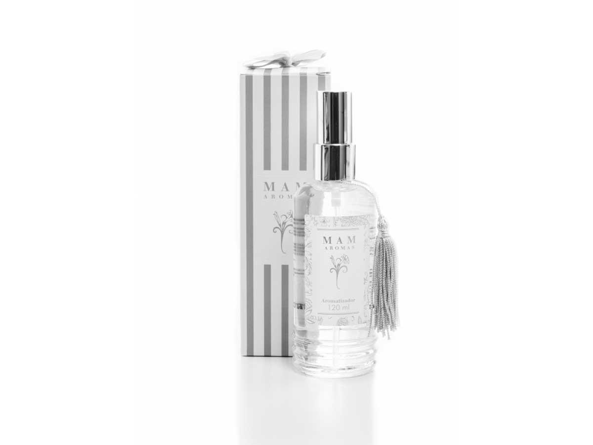 Aromatizador De Ambientes Cha Branco MAM 120ml  - Lemis