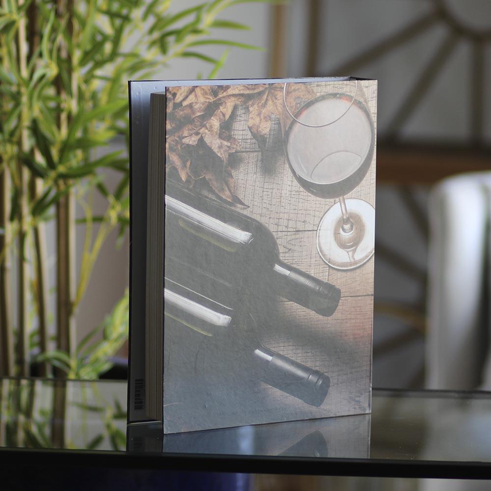 Book Box Papel Ridigo Somelier  - Lemis