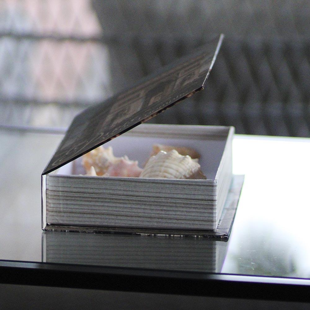 Book Box Papel Rígido Arco do Triunfo  - Lemis