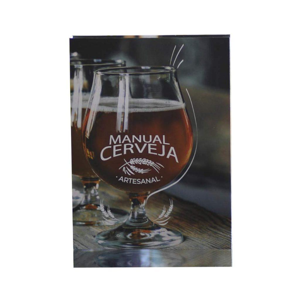 Book Box Papel Rigido Cerveja Artesanal  - Lemis