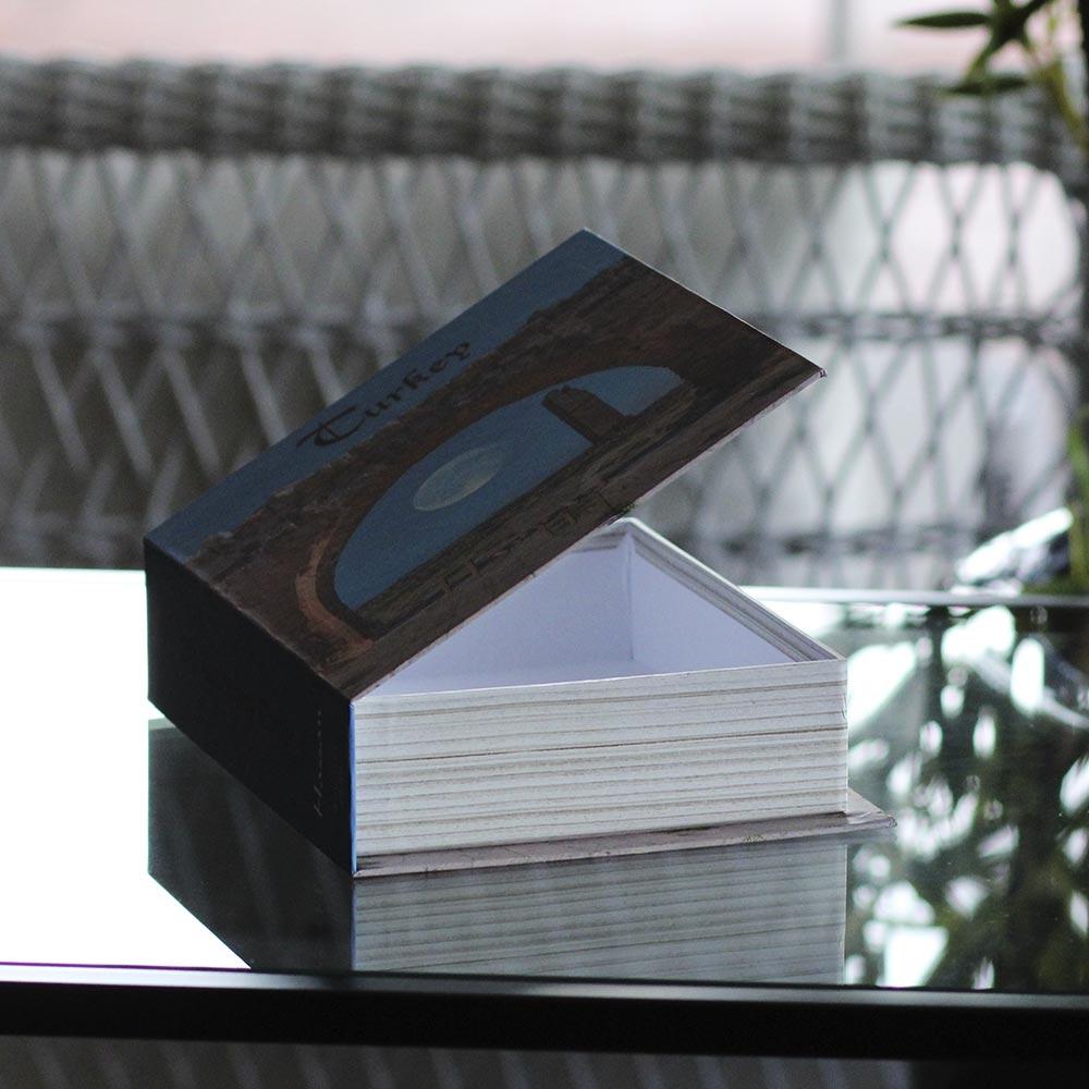 Book Box Papel Rigido Harran  - Lemis