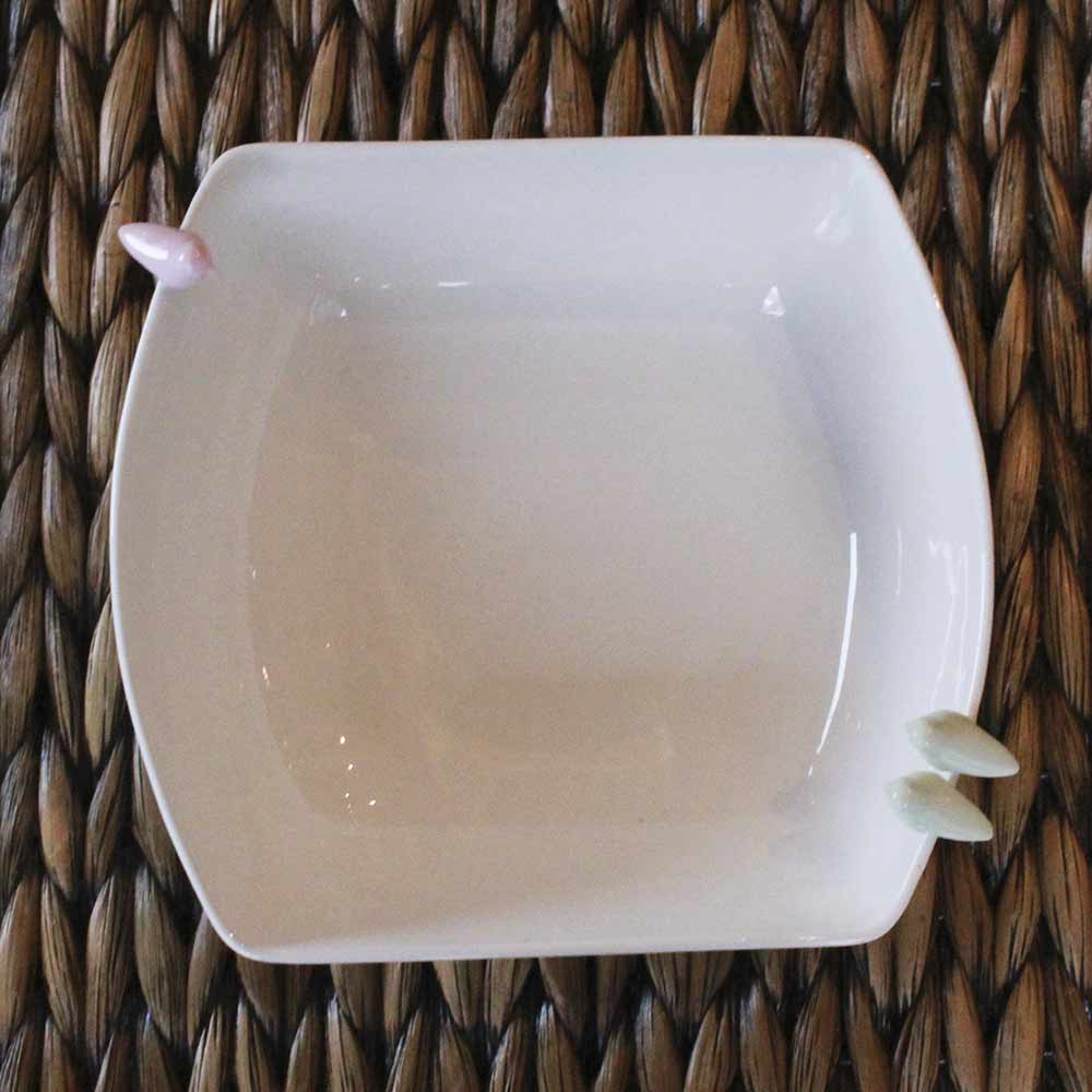 Bowl Porcelana Bird Colors  - Lemis