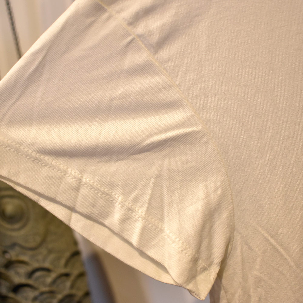 Camiseta Estampada Creme Dzarm  - Lemis