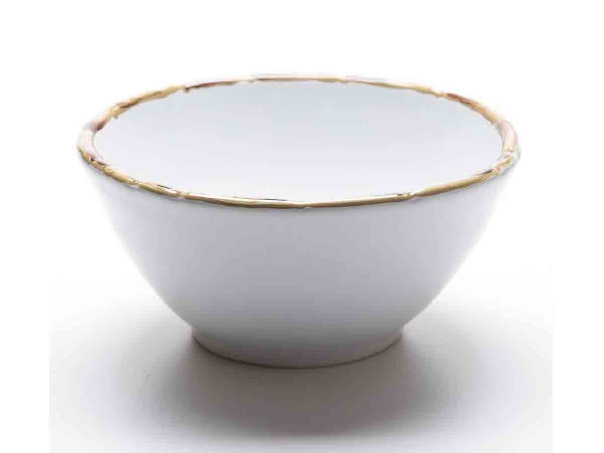 Conjunto 4 Bowls Para Sopa Bambu 2ª Linha  - Lemis