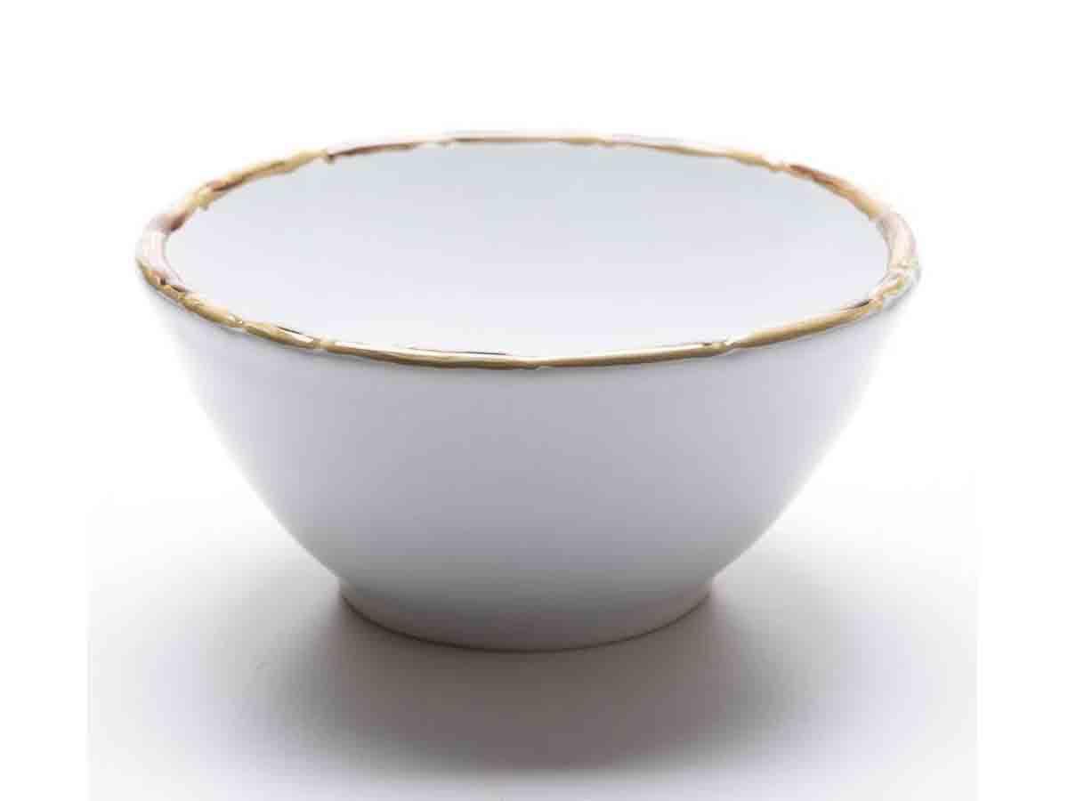 Conjunto 8 Bowls Para Sopa Bambu 2ª Linha  - Lemis