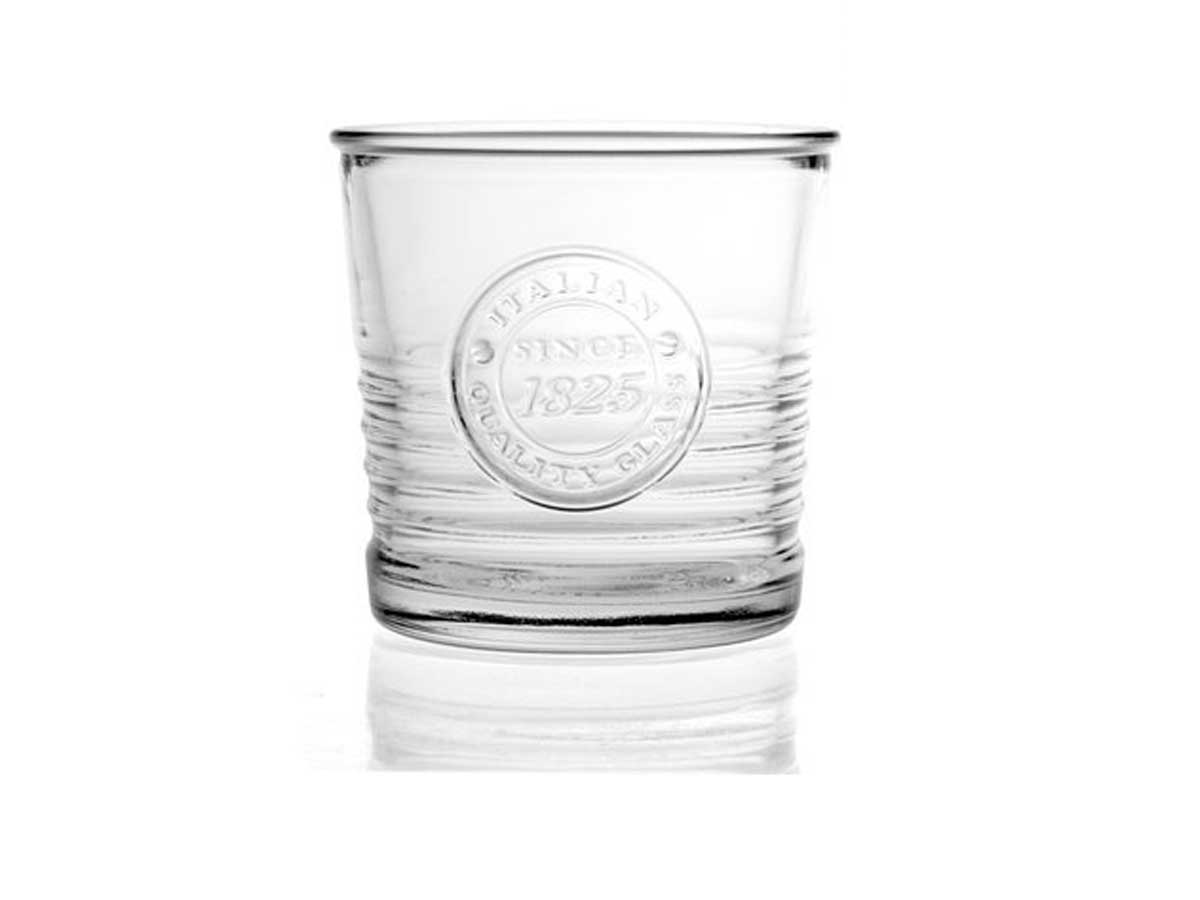 Copo Vidro Transparente 300 ml Bormioli Off 300ml  - Lemis