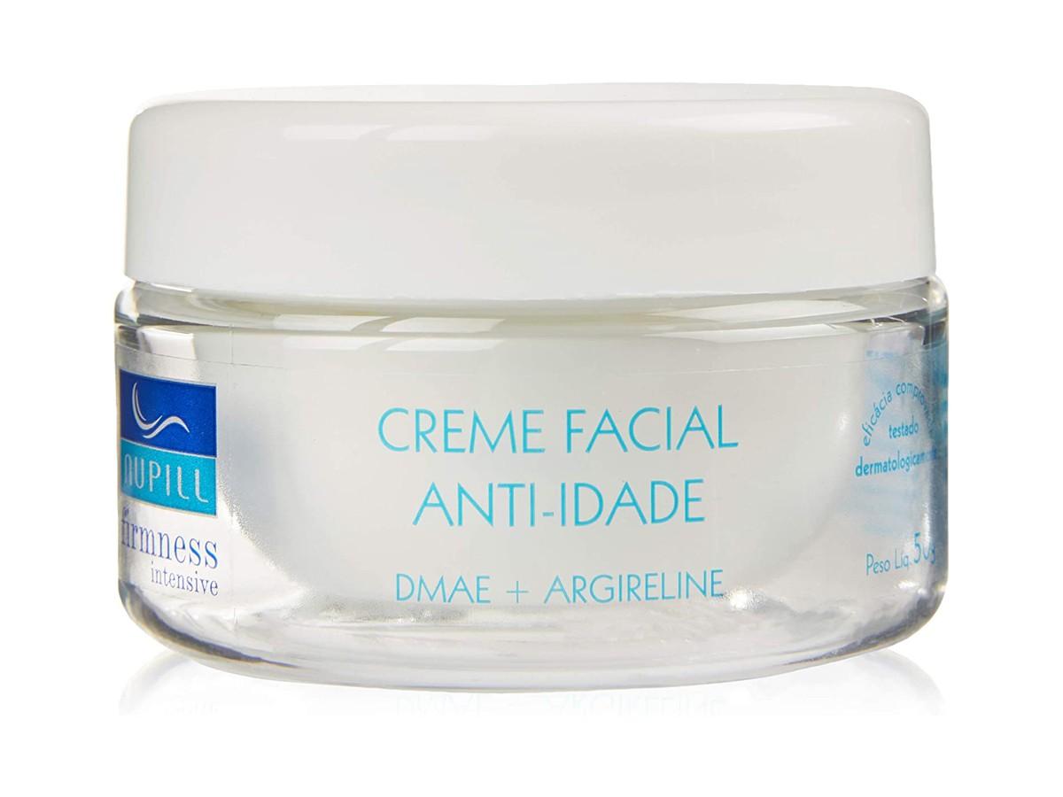 Creme Facial Anti-Idade Nupill Firmness Intensive 50 g  - Lemis