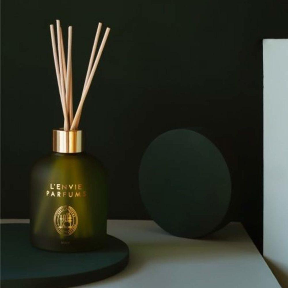Difusor de Perfume Flor de Laranjeira 200ml Lenvie  - Lemis