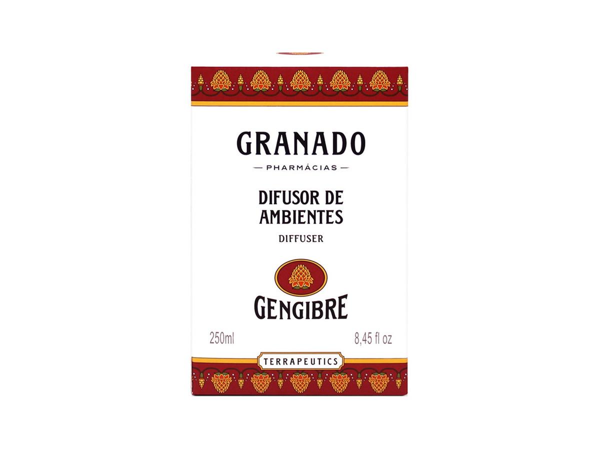 Difusor Granado Terrapeutics Gengibre  - Lemis