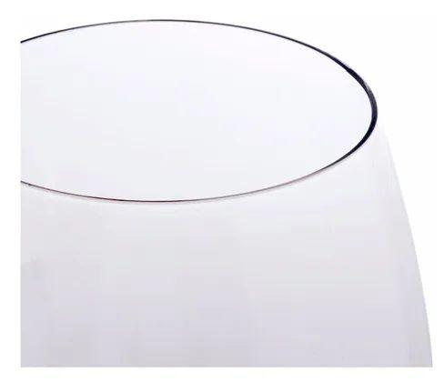 Jogo 12 Taça para Degustação de Vinho Cristal Ecológico 580 ml  - Lemis