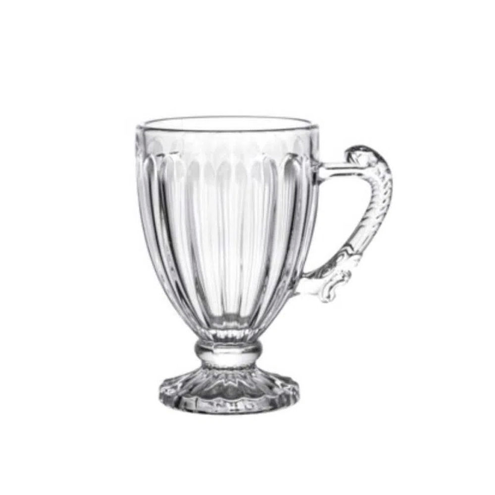 Jogo 4 Xícaras de Cristal de Chumbo para Café 100 ml Lyor  - Lemis