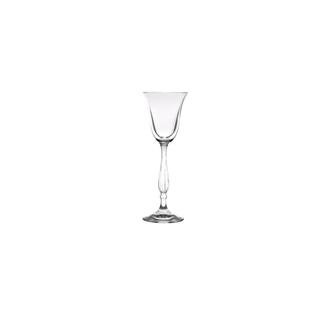 Jogo 6 Taças de Vidro Lyor 75 ml  - Lemis
