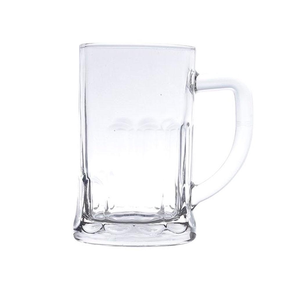 Jogo 8 Canecas Para Chopp e Cerveja 565 ml Lyor  - Lemis