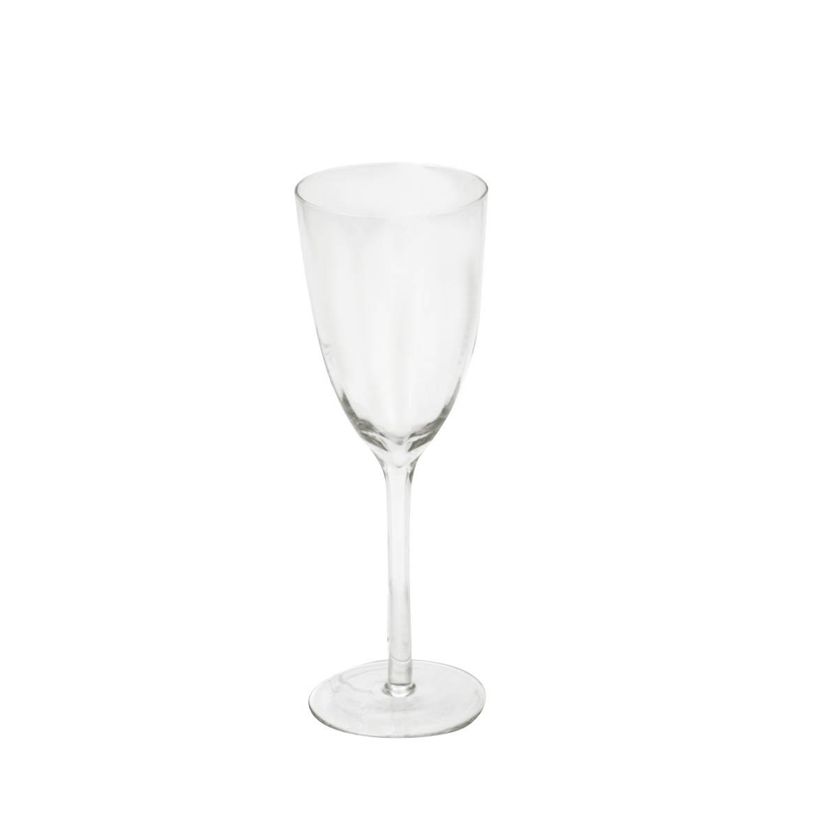Jogo 8 Taças para Vinho Tinto Com Design BTC 380 ml  - Lemis