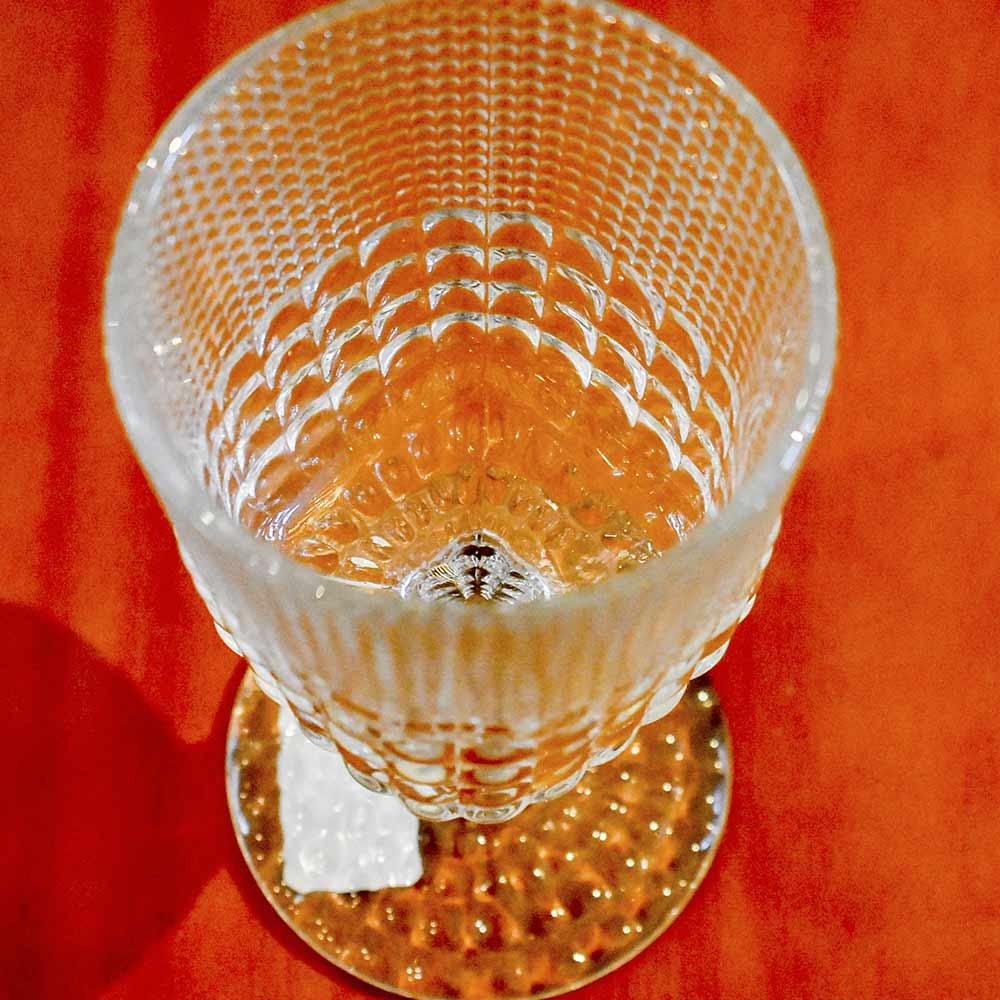 Jogo 8 Taças Transparente Vidro Btc 290 ml  - Lemis