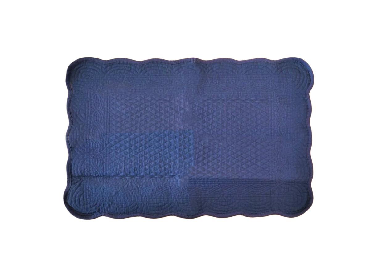 Jogo Americano Bouti Azul Marinho  - Lemis
