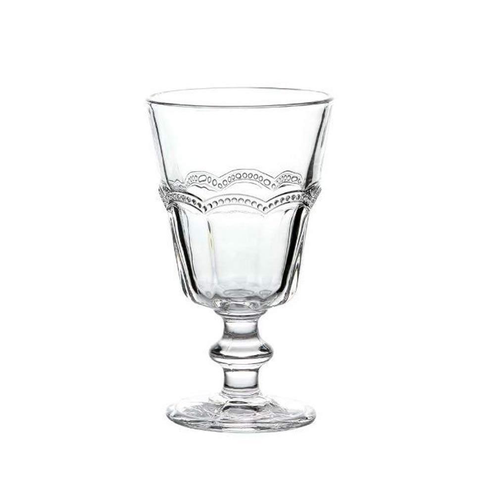 Jogo de 6 Taças para Água de Vidro Belle Epoque 325 ml  - Lemis