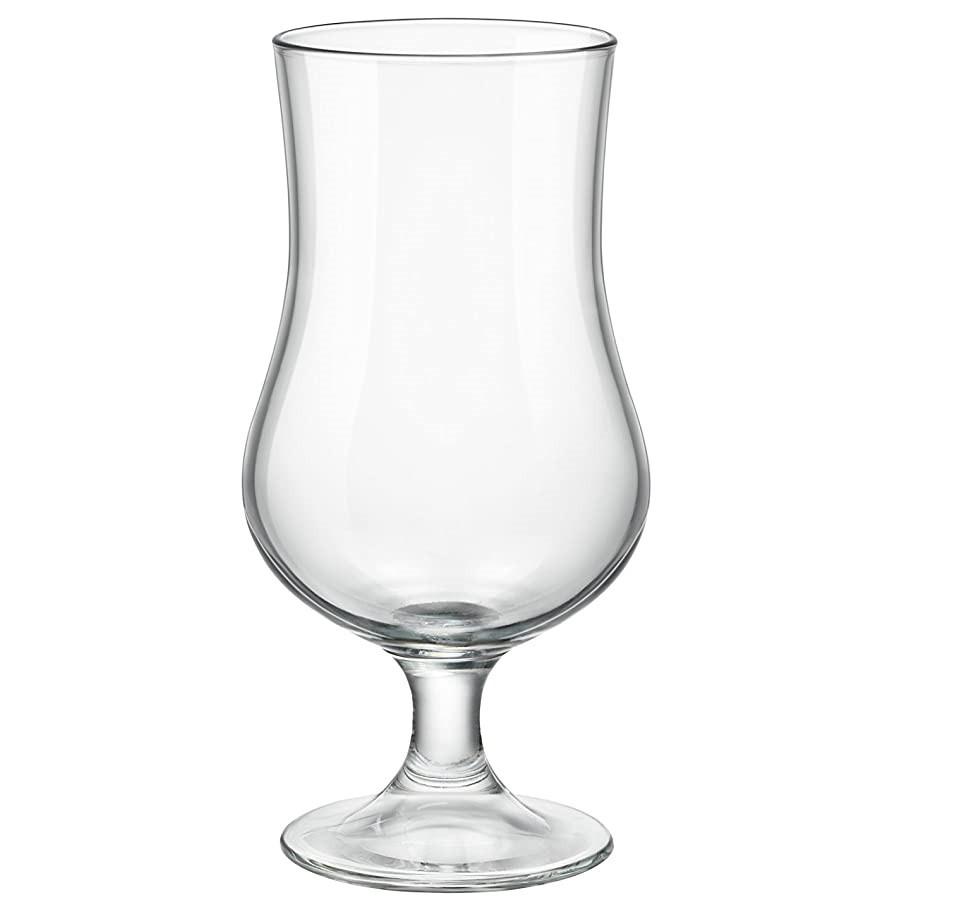 Kit 6 Taças de Vidro Transparente 420 ml  - Lemis