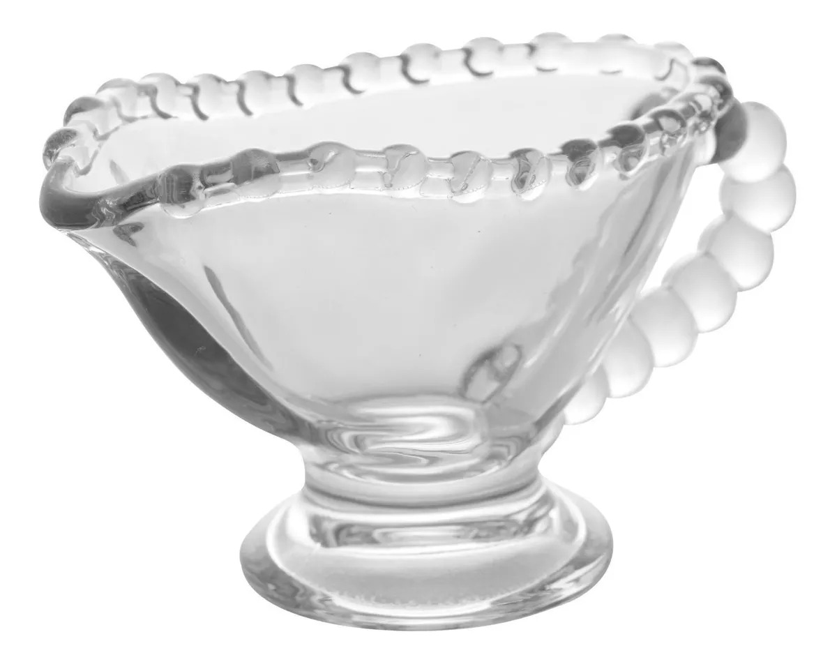 Molheira Cristal de Chumbo Pearl 40 ml Wolff  - Lemis