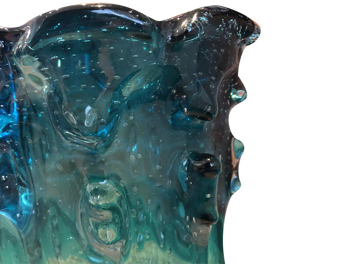 Vaso Murano Verde Esmeralda  - Lemis